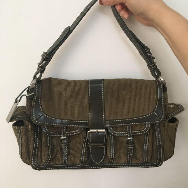 Handbag MANGO (asli)