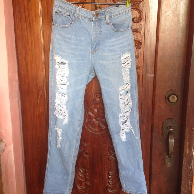 Highwaist Bf jeans