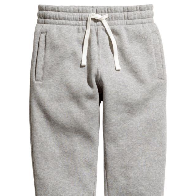 H&M - Sweat Pants Jogger - 100% ORIGINAL