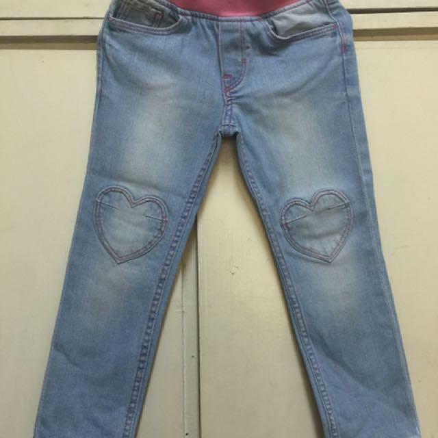 H&M Denim Pants Size 2-3 Years