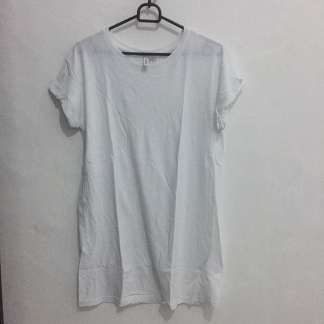 H&M basic long t-shirt