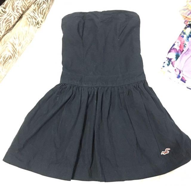 Holister Cute Tube Dress