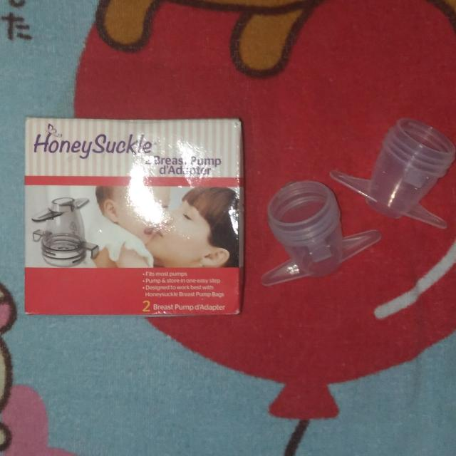 HoneySuckle Breast Pump Adapter