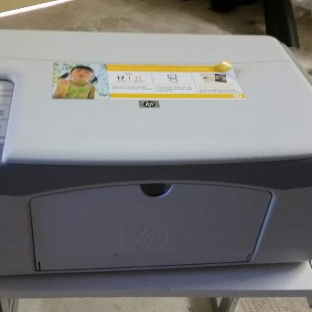 HP Deskjet F2179 All-In-One printer scanner copier