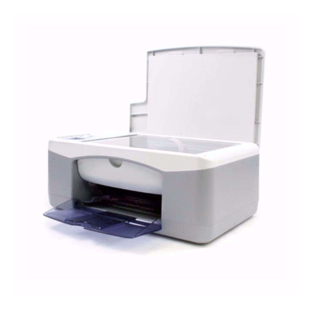HP Deskjet F380 白色三合一多功能事務機 #列印/影印/掃描