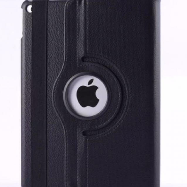 "iPad Pro 9.7"" Black Leather Case"