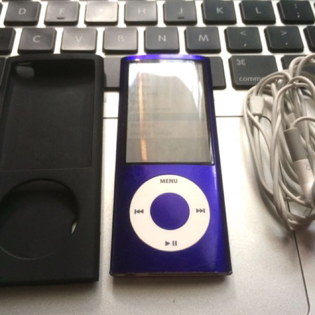 iPod nano 5th Gen 5