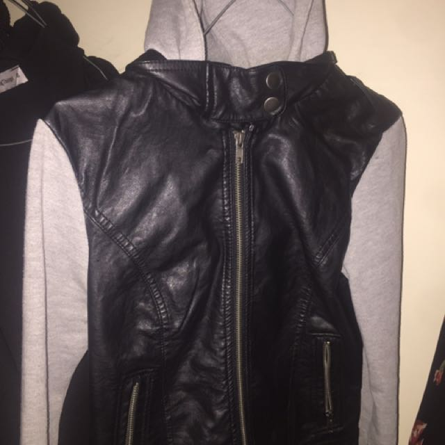 Jayjay's Leather Jacket