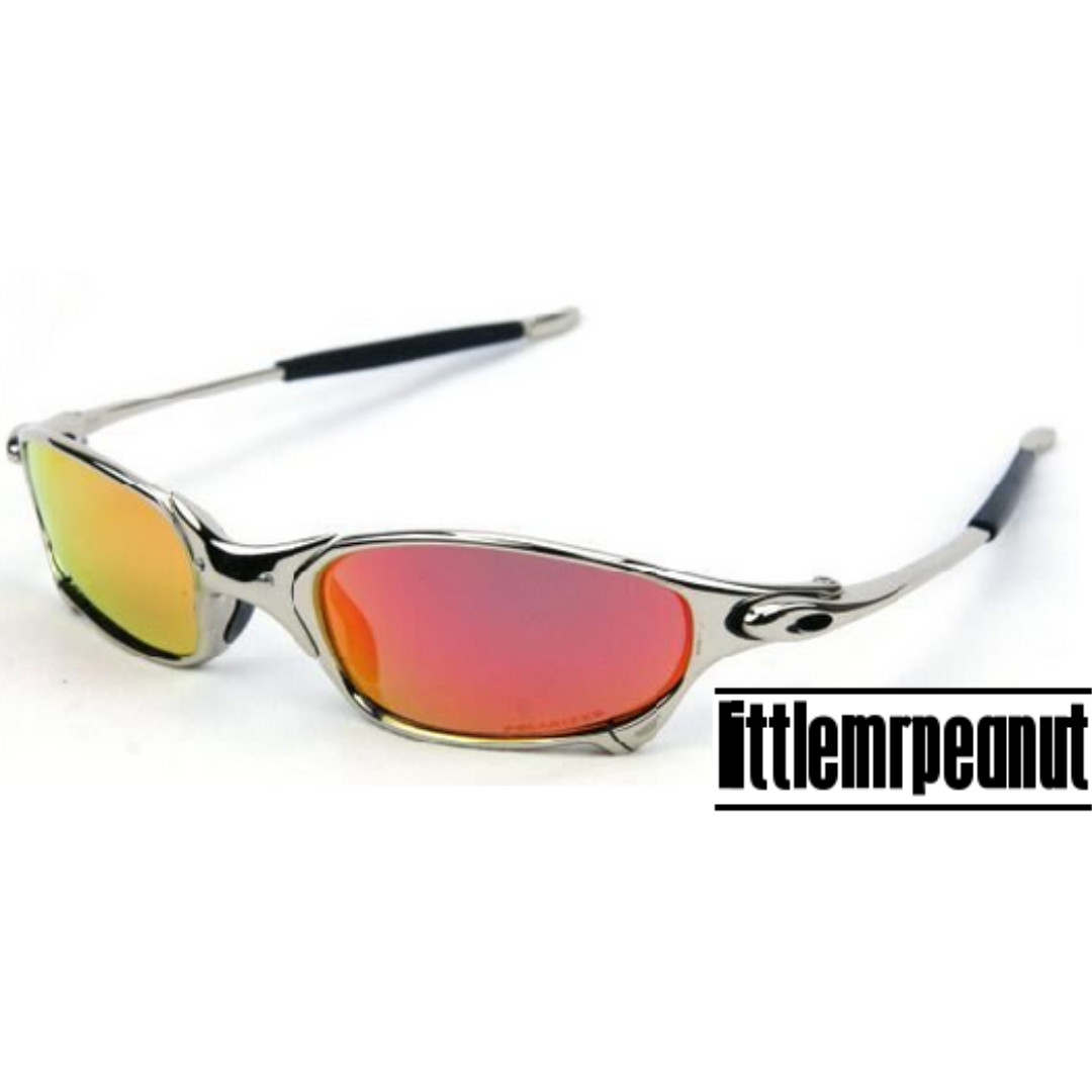 JULIET Polarized X-metal Sunglasses Oakley, Sports, Athletic & Sports  Clothing on Carousell