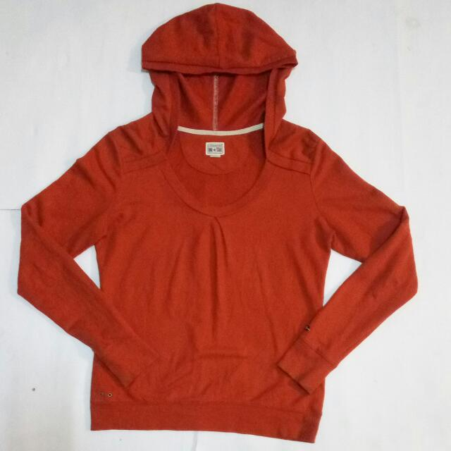 Jumper Hoodie Ladies Converse One Star