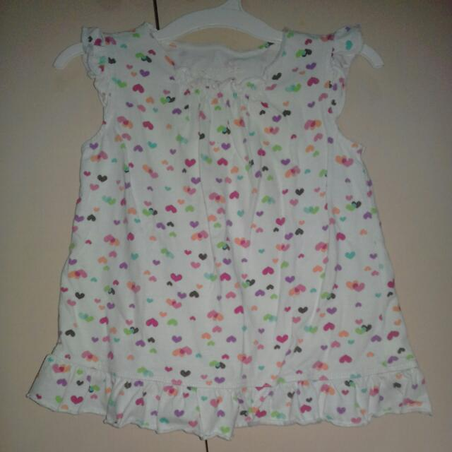 Jumping Beans Toddlers Blouse