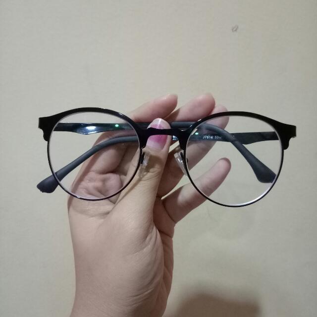 kacamata baca with minus