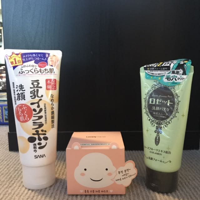 Korean And Japanese Cosmetics