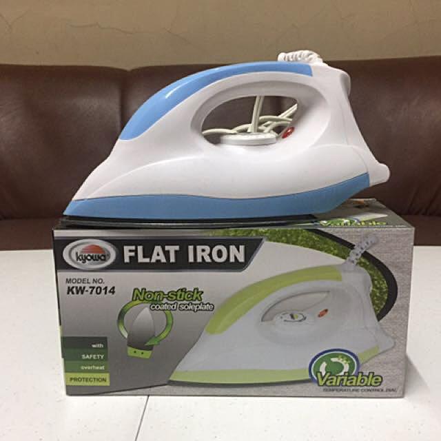 Kyowa Non-stick Flat Iron