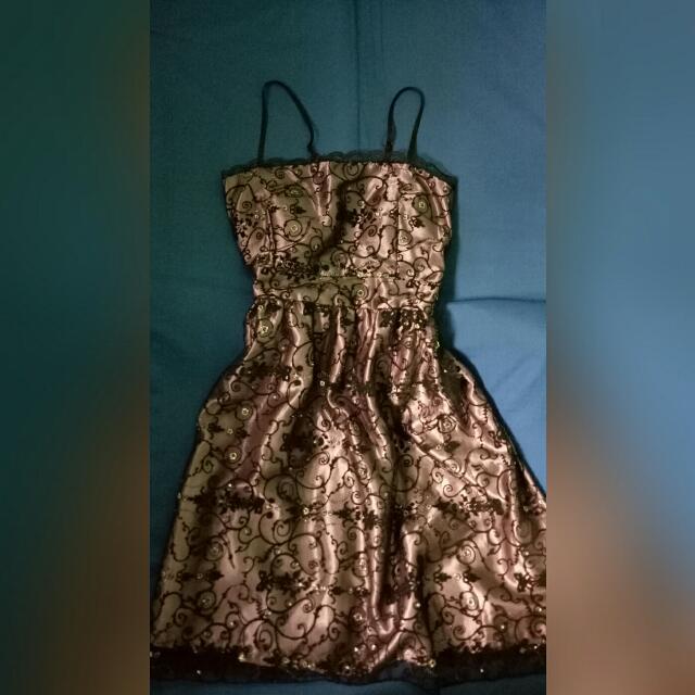 Lavender Lace Dress YRYS