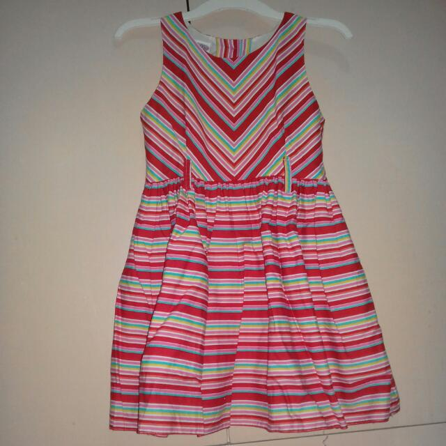 Little Miss Toddlers Dress