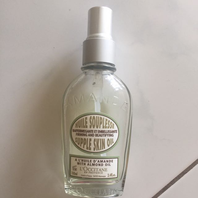 LOCCITANE SUPPLE SKIN OIL