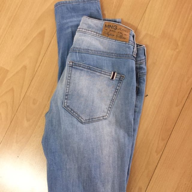 Mango Jeans Super Slim