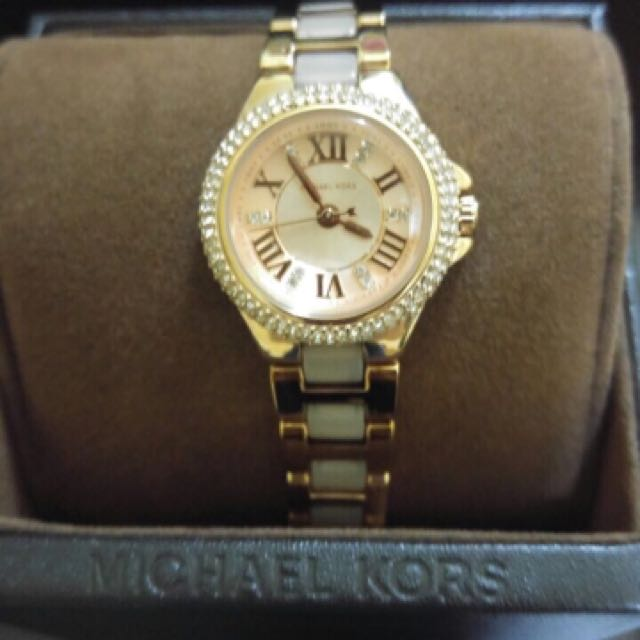 Michael Kors MK4292 Original Gold