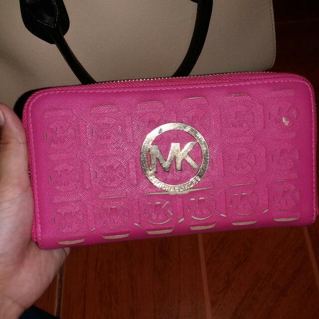 MK wallet class a