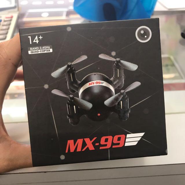 全新MX-99迷你空拍機(遠傳保固)