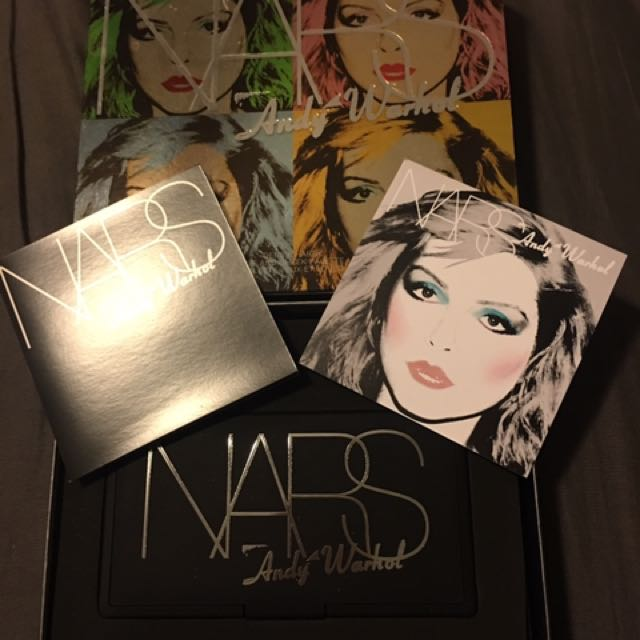 Nars Andy Warhol Palette