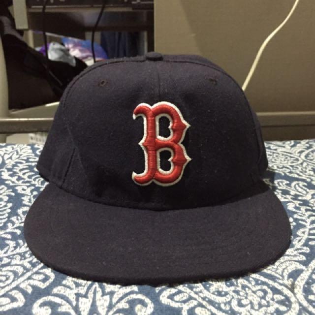 New Era 59fifty Boston RedSox