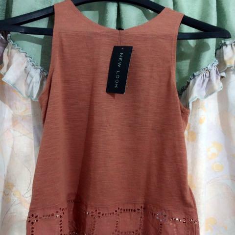 New Look Top Clothes