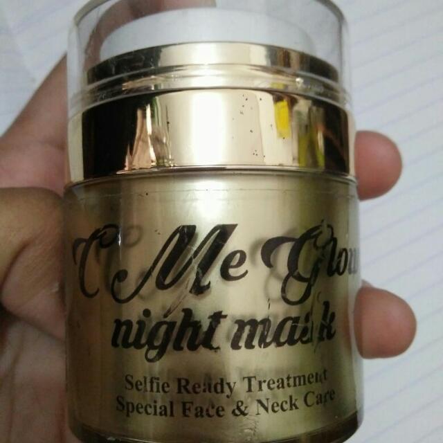 C Me Glow Overnight Mask (Masker wajah)