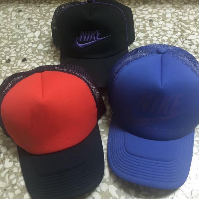 NIKE卡車帽