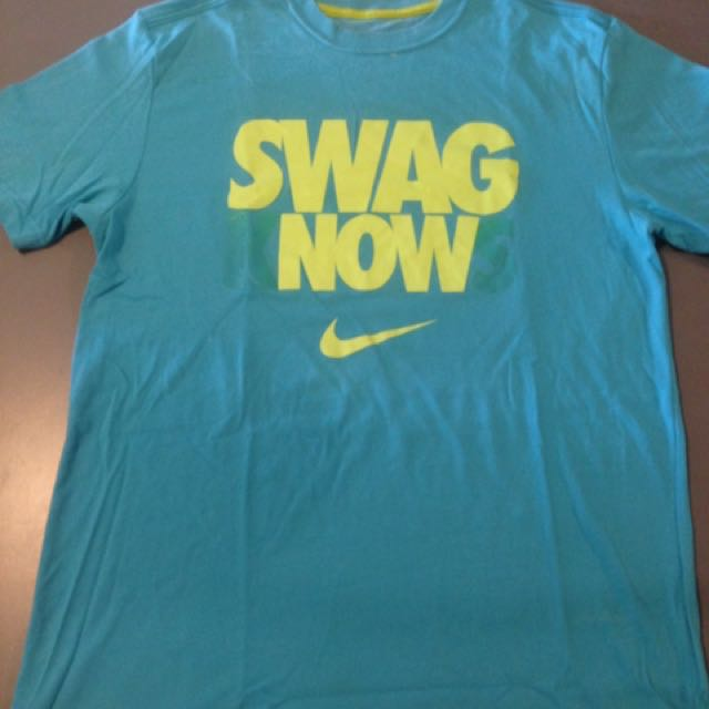 nice shoes new high sale online NIKE Swag Knows Tshirt