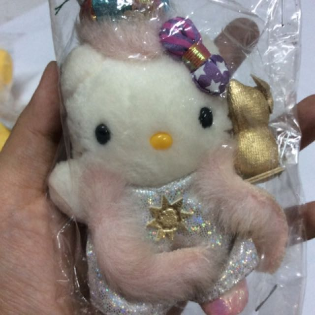 ORIGINAL - Hello kitty with glitters
