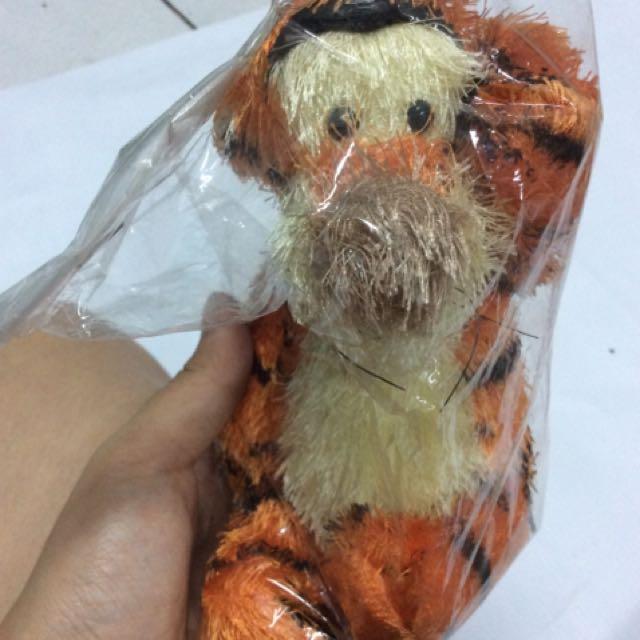 ORIGINAL DISNEY STUFFED TOY - Tiger