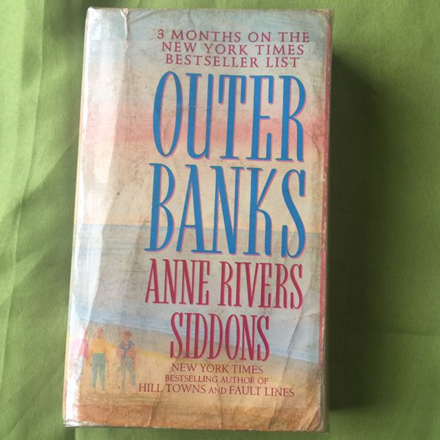 Outer Banks - A. R. Siddons