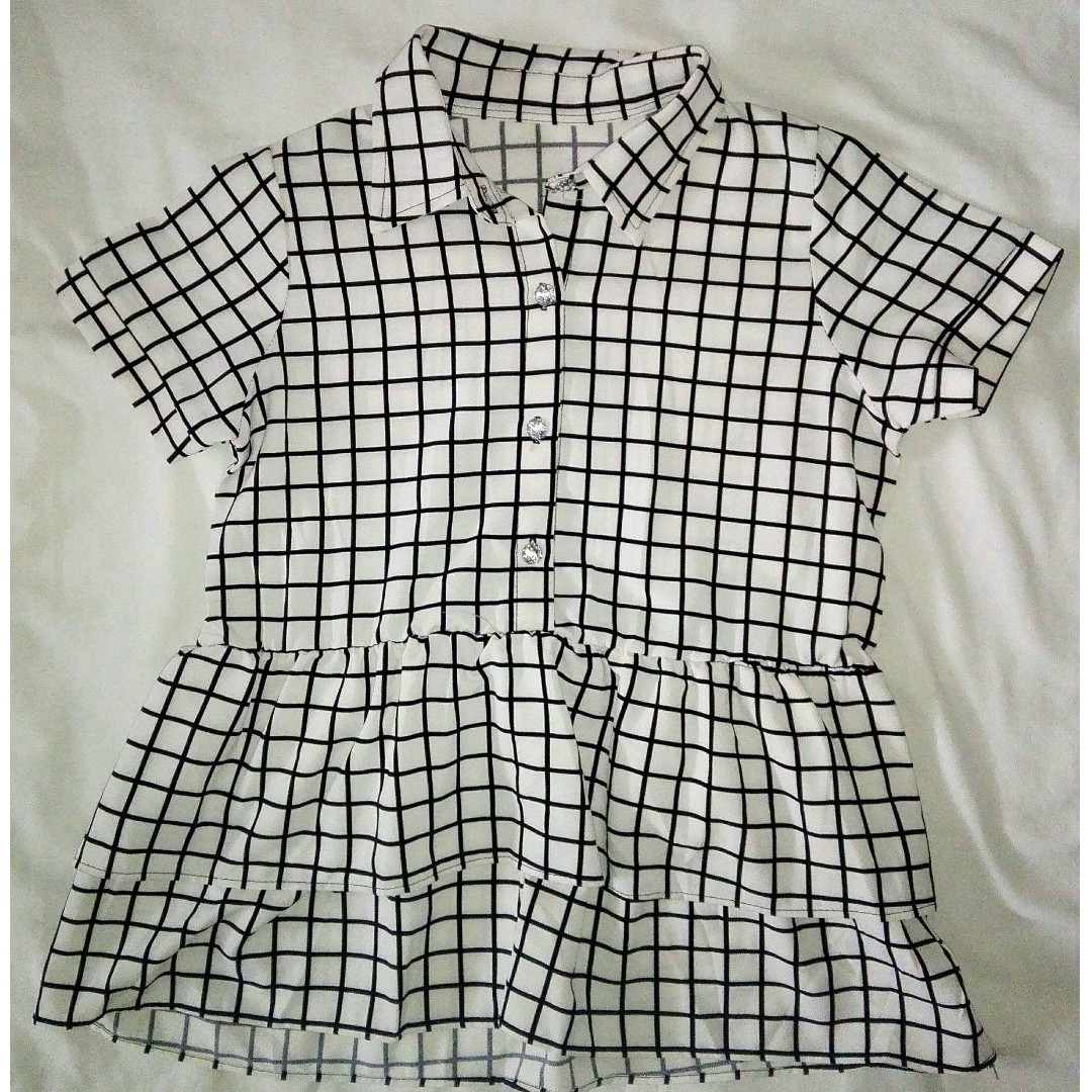 Peplum Blouse (Get 2 for 100)