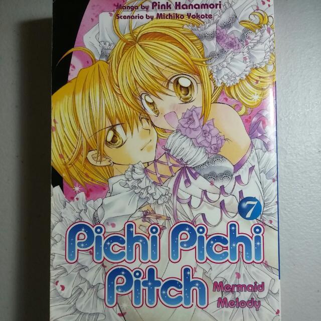 Pichi Pichi Pitch Vol. 7