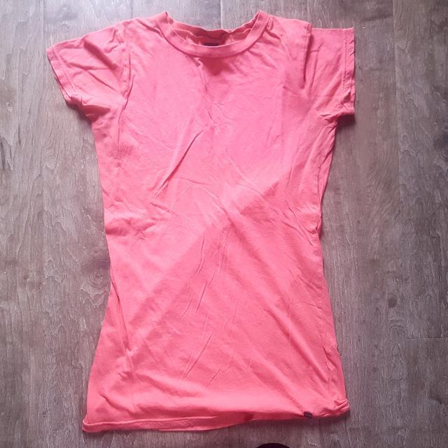 Pink Tna T-shirt