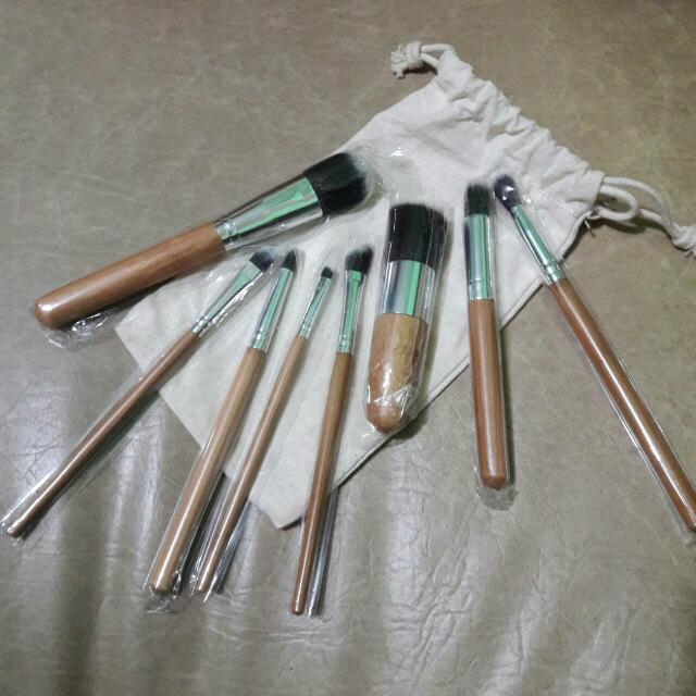 Pocket Set Brush Makeup