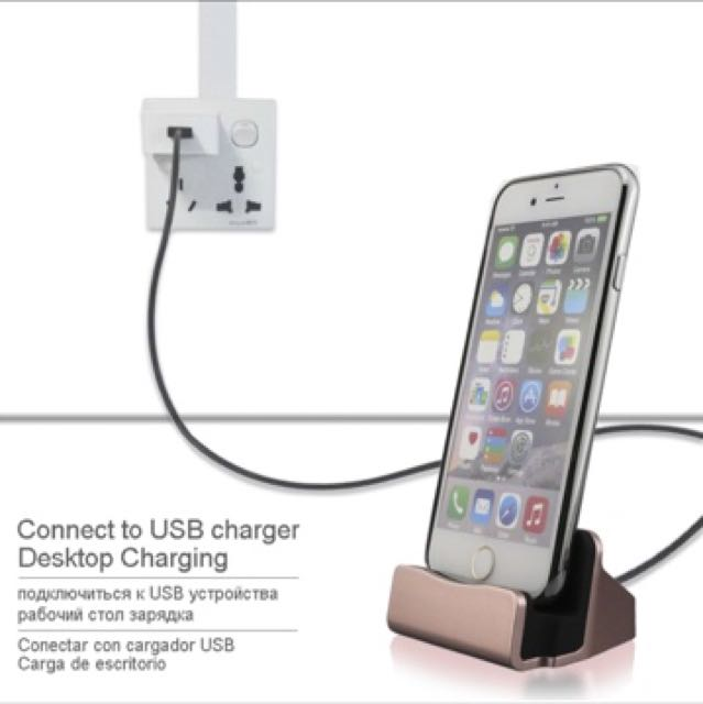 a48aa640f77 PO】Charger Dock Station Stand Base Sync Data USB Charging Dock for ...