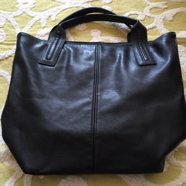 Preloved Merona Black Bag