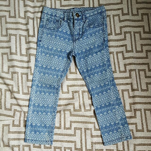 *PRELOVED* Mothercare Printed Stretchy Pants