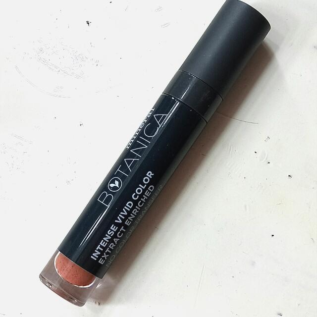 (PRELOVED)  Mineral Botanica Lip Cream #08 pink beige