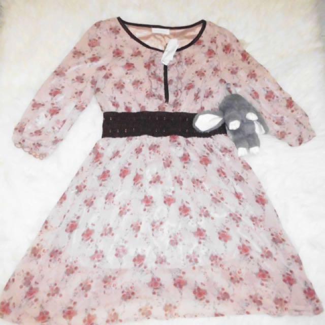 Prime Pattern Japan Dress