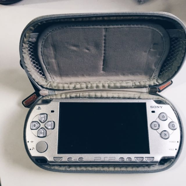 PSP - slimline