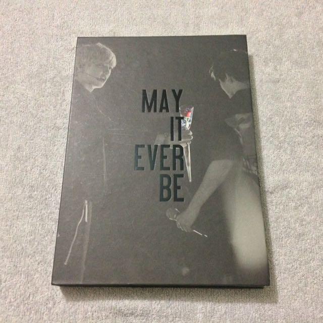 Puppystore's 2nd PB: May It Ever Be (ChanBaek PB)