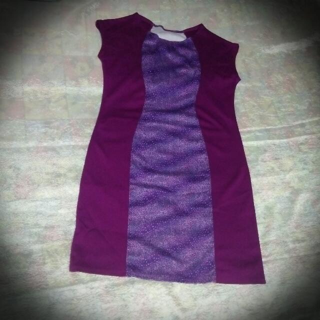 Purple Lover Dress