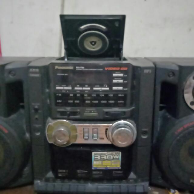 Radio Merk Panasonic