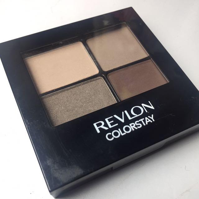 Revlon Colorstay Eyeshadows