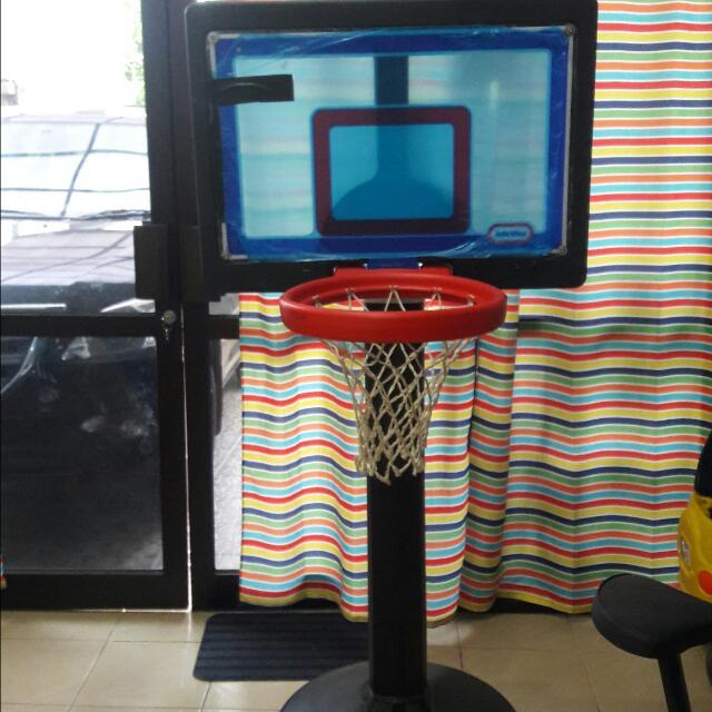 Ring Basket Little Tikes