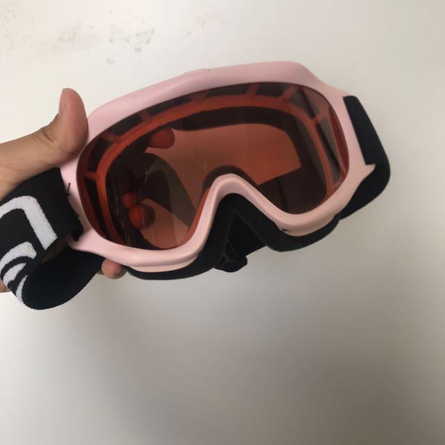 SCOTT ski and snowboarding goggles